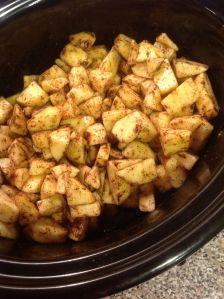apples in ingredients